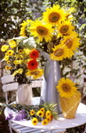 Bouquet de Tournesols.